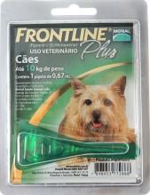 Antiparasitário Frontline até 10kg